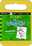 The Last Straw (Diary of a Wimpy Kid) by Jeff Kinney (2015-10-14) - Recorded Books on Brilliance Audio - 14/10/2015