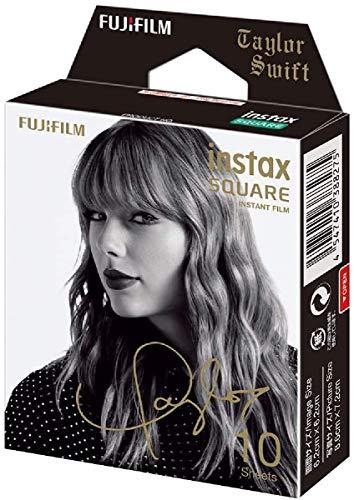 Film Instax Square Edition Taylor Swift - 10 films noir