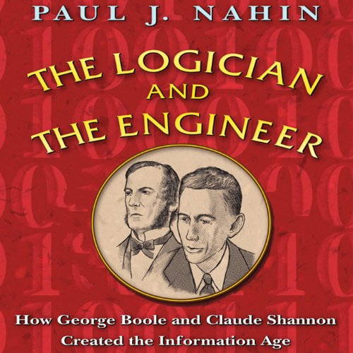 The Logician and the Engineer audiobook cover art