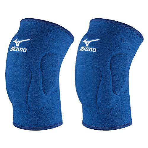 Mizuno Unisex's VS1 Kneepad, Blue/Blue, Larg