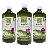 Succo e Polpa di Aloe Vera da Bere Non Pastorizzato e Non Filtrato - Made in Italy Dalle Nostre...