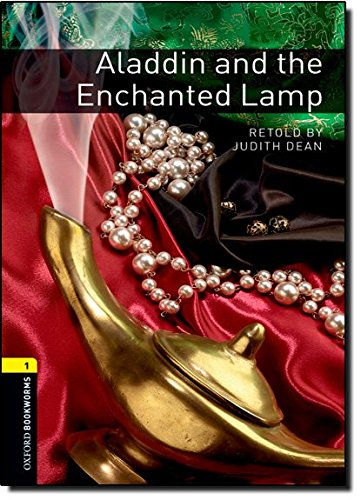 Aladdin and the Enchanted Lamp: Stage 1 (Bookworms Series)の詳細を見る