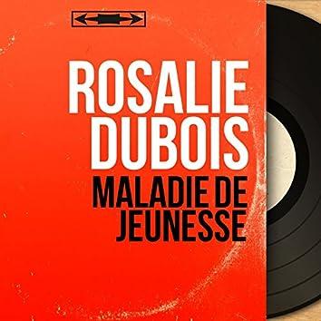 Maladie de jeunesse (feat. Robert Valentino et son orchestre) [Mono Version]