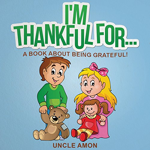 I'm Thankful For... audiobook cover art
