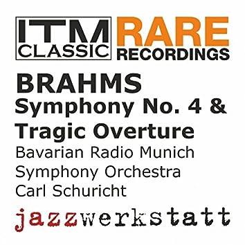 Brahms: Symphony No. 4 & Tragic Overture