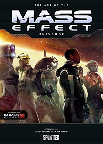 Mass Effect: Mass Effect Artbook