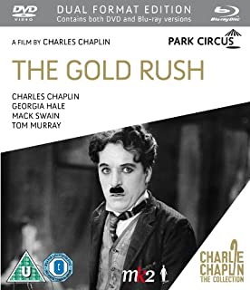 The Gold Rush - Dual Format Edition [Blu-ray] [1942] [1925] (B003NEQ7NE) | Amazon price tracker / tracking, Amazon price history charts, Amazon price watches, Amazon price drop alerts