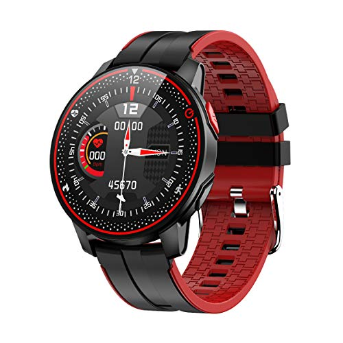 Fitness Trackers,Smart Watch with Heart Rate Monitor Step Calorie Counter...