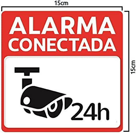 Amazon.es: pegatina alarma securitas - Amazon Prime