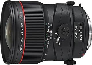 Canon TS-E 24 mm f/3.5 L II - Objetivo para Canon (Distancia Focal Fija 24 mm, Apertura f/3.5) Negro (B001TDM7DA) | Amazon price tracker / tracking, Amazon price history charts, Amazon price watches, Amazon price drop alerts