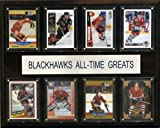 NHL Chicago Blackhawks All-Time Greats -