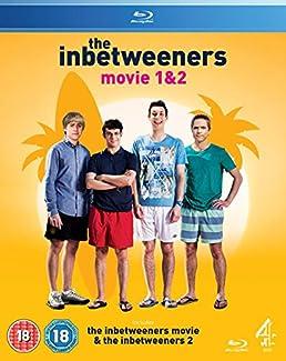 The Inbetweeners Movie 1 & 2