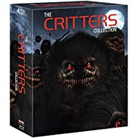 The Critters 4-Movie Collection [Blu-ray]