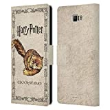 Head Case Designs Officiel Harry Potter Crookshanks Chat Prisoner of Azkaban III Coque en Cuir à...