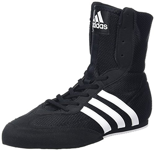 Adidas Boxschuh Box Hog 2, Uni Boxschuhe, Schwarz, 42 EU (8 UK)