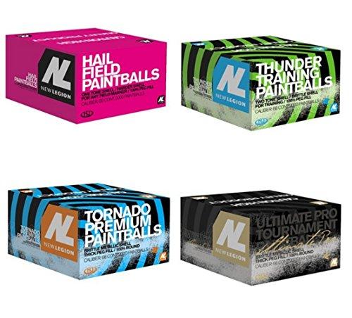 New Legion Paket - 1x Hail, 1x Thunder, 1x Tornado, 1x ultimate pro