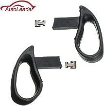 TOYECOTA - 1 Pair Black Car Seat Lift Tilt Release Handle Left & Right For VW MK4 Golf for Audi SEAT