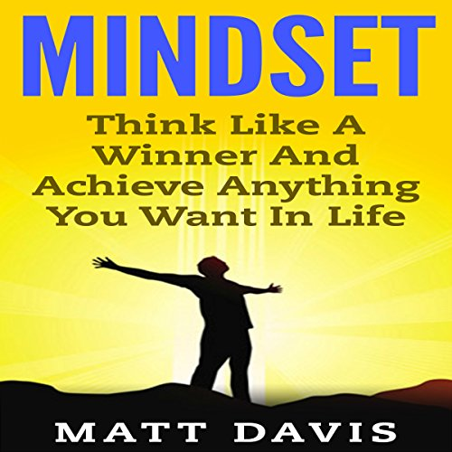 Mindset audiobook cover art
