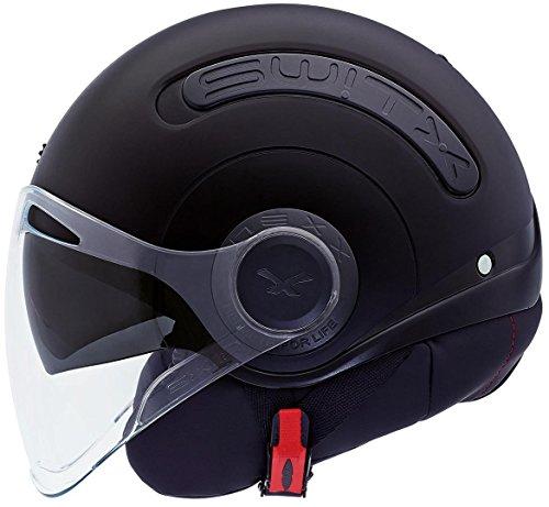 Nexx SX.10 Switx Jet Helm L (59/60) Schwarz Matt