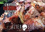 ALIEN-BBQ 2022 (Wandkalender 2022 DIN A3 quer)