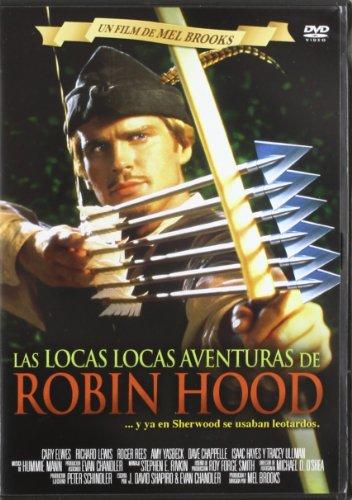 Las Locas Locas Aventuras De R [DVD]