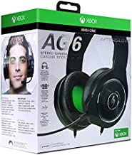 Pdp - Auricular Stereo Afterglow AG6 Con Cable (Xbox One)