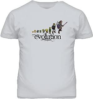 Best zelda evolution shirt Reviews