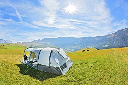 BRUNNER Bullet 5 Tenda da campeggio gonfiabile per 5 Persone