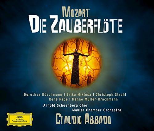 Mahler Chamber Orchestra, Claudio Abbado & Wolfgang Amadeus Mozart
