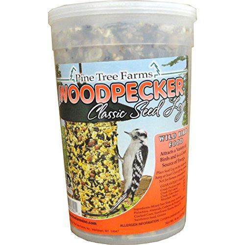 Woodpecker Seed Log 40 oz.