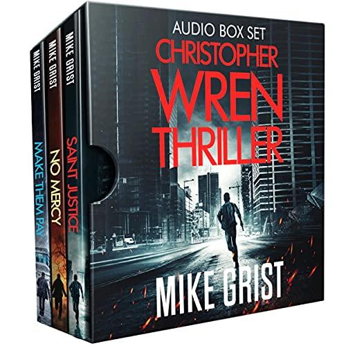 The Christopher Wren Series: Books 1-3 cover art