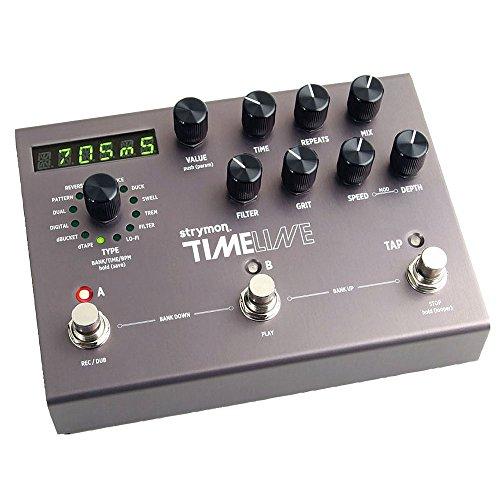 gitarren effekte multieffektgerät strymon timeline effects effektpedal