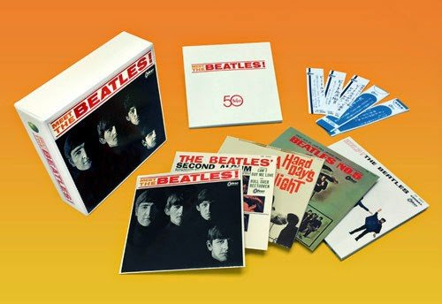 Meet The Beatles! < Japan Box > [Cardboard Sleeve (mini LP)]