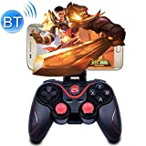 CHANYO Une Manette, Jeu de Jeu C8 Bluetooth Controller Grip Game Pad, for Android/iOS/PC / PS3