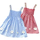 Balatale Toddler Baby Girl Clothes 2Pcs Set Pure Cotton Girls Outfits Suitable for Girls 18Months-7Years