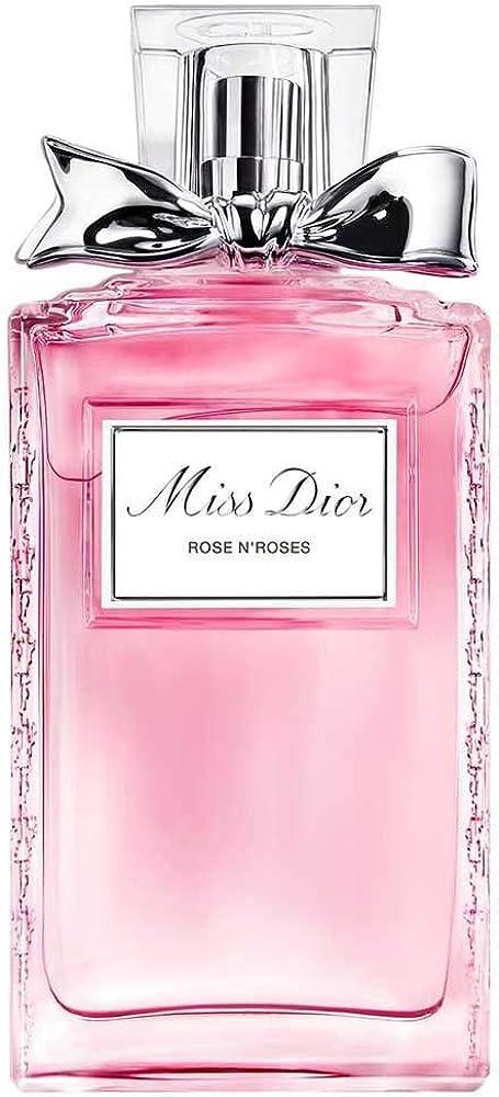 Christian dior miss dior rose eau de toilette per donna, 100 ml 3348901507653