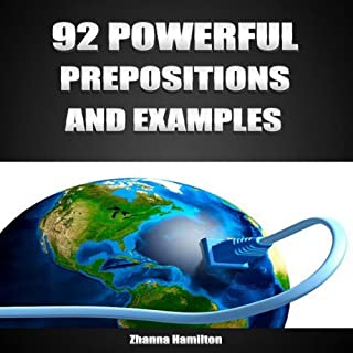 92 Powerful Prepositions and Examples cover art
