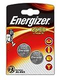 Energizer CR2430 Batterien/ Knopfzellen, Lithium, 3V,