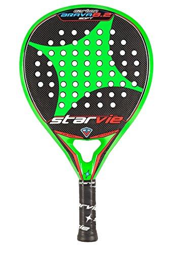 Star vie Brava 8.2Soft Racchetta da Paddle, Unisex Adulto, Verde, 360g