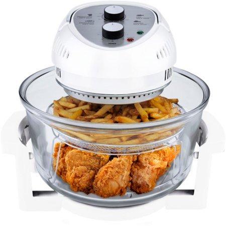 Big Boss 1300 Watt 16-Quart Oil-Less Fryer