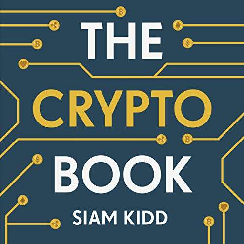The Crypto Book audiobook cover art