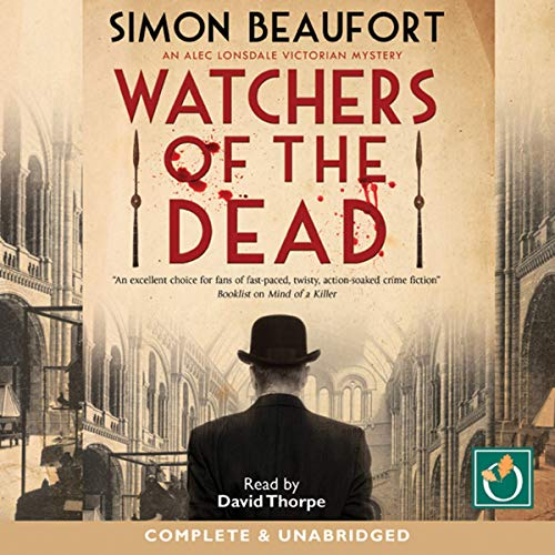 Watchers of the Dead  By  cover art