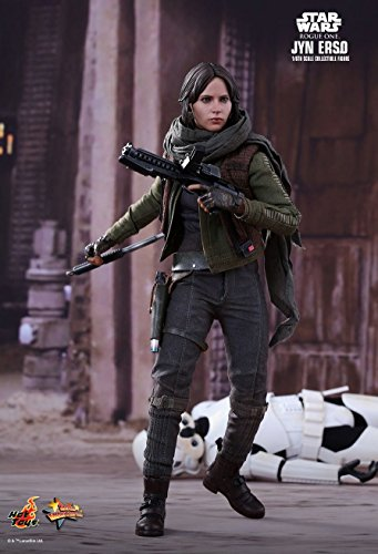 Hot Toys Jyn Erso (MMS404) Rogue One: A Star Wars Story Movie Masterpiece Series 1/6 Scale Figure