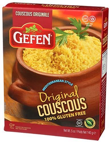 Gefen Gluten Free Mediterranean Style Couscous, Original, 5 Ounce