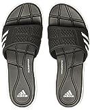 adidas Damen Adipure CF W Flip-Flops, Schwarz (Core Black/Footwear White/Core Black), 39 EU (6 UK)
