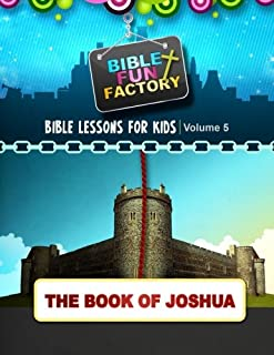 Bible Lessons for Kids: Joshua: 5
