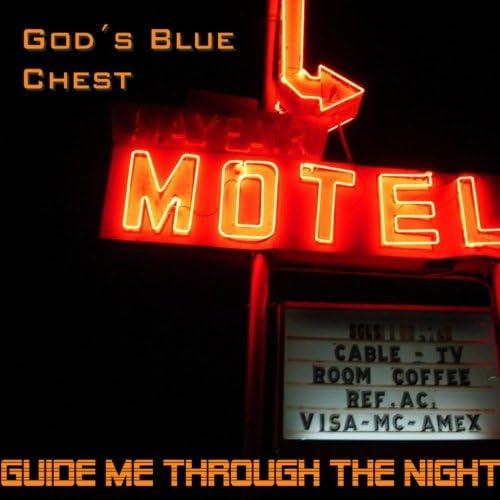Gods Blue Chest