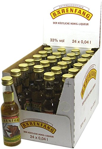 Ostpreußischer Bärenfang 0,04 Liter 33% vol.