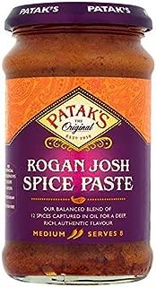 Pataks - Rogan Josh Spice Paste - 283g (Case of 6)