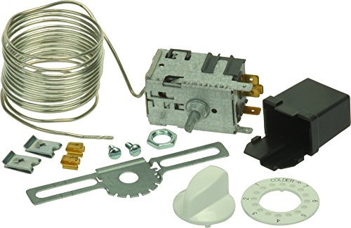 Danfoss 077B-7006 No.6 Thermostat-Set für Gefrierschrank, Active Signal